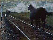 caballo-y-tren